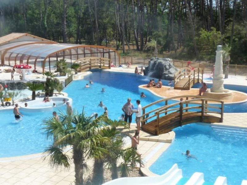 Camping soulac sur mer pas cher for Camping gironde piscine