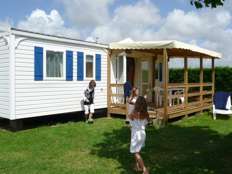 Mobil home 3 chambres 6 7 places - Camping mobil home 4 chambres ...