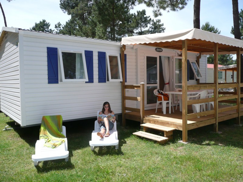 Mobil home luxe 3 chambres 6 7 places - Camping mobil home 4 chambres ...