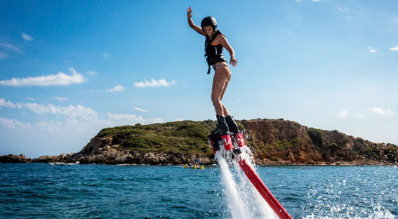 faire du flyboard i cours de jet pack en vacances. Black Bedroom Furniture Sets. Home Design Ideas
