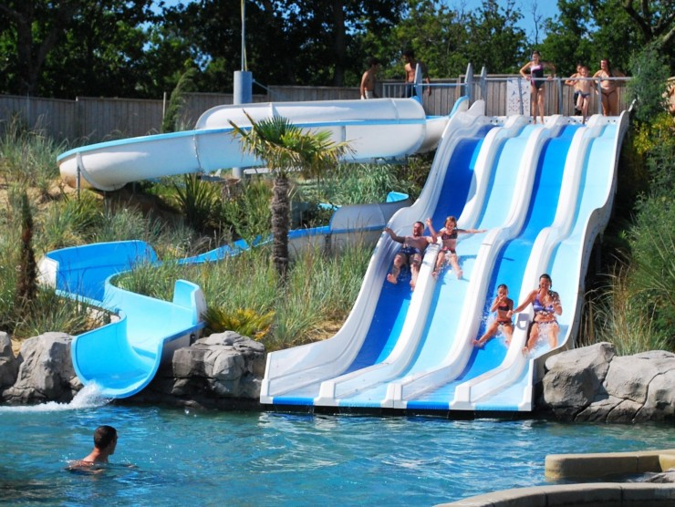 Camping le palace i mobil home lou co t r duit for Camping gironde bord de mer avec piscine