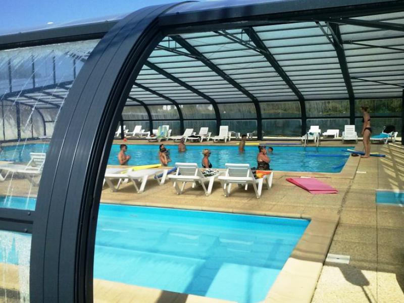 Camping sun oc an location mobil home en vend e for Vacances piscine couverte