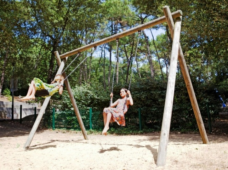 Camping Le Bois damour I Camping pas cher Loire
