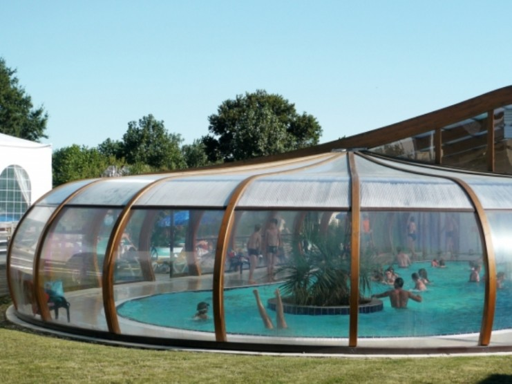 Camping carnac piscine couverte galerie photo camping du for Camping golf du morbihan piscine couverte