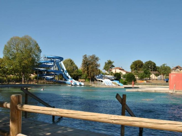 Camping le pardaillan for Camping gers avec piscine