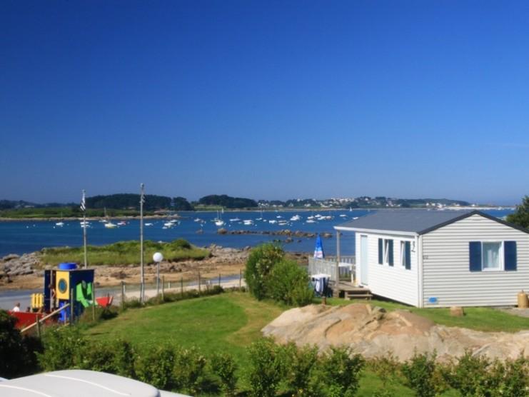 Location camping du port louer un camping en c tes d 39 armor - Camping vacaf port barcares ...
