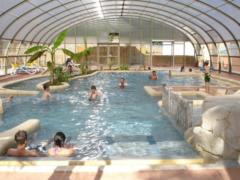 Location camping domaine de la ville huchet en ille et for Piscine a saint malo