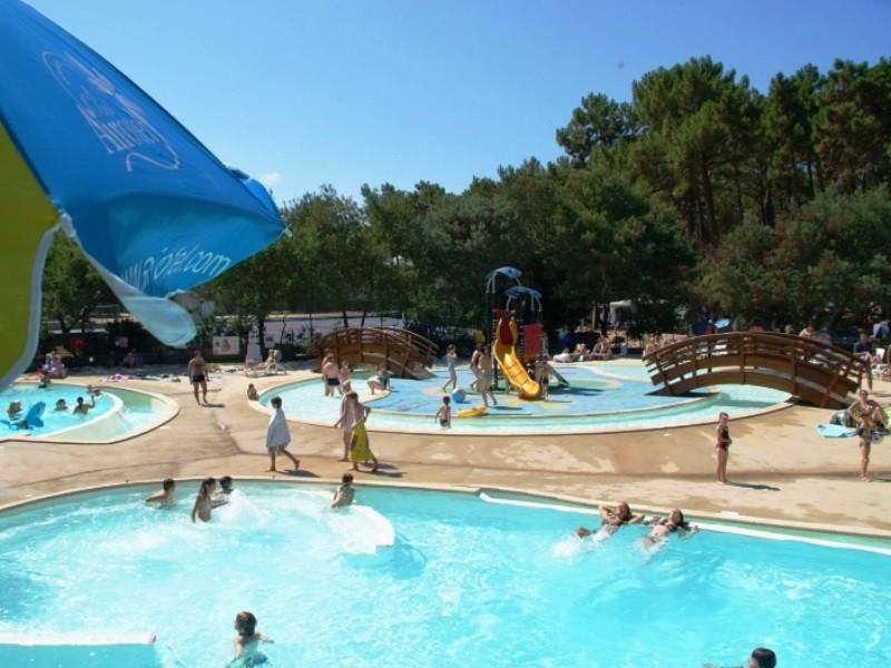Camping la c te d 39 argent louer un camping en gironde - Bassin aquatique contemporain calais ...