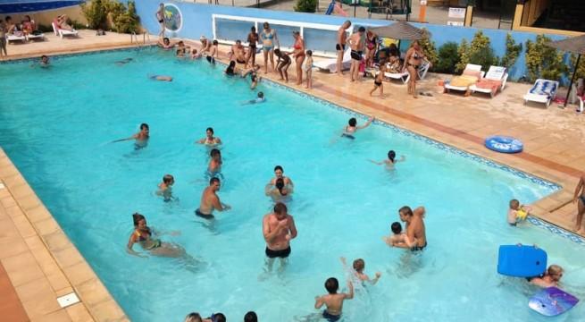 Camping le lamparo sainte marie la mer pyr n es for Club piscine ste marie