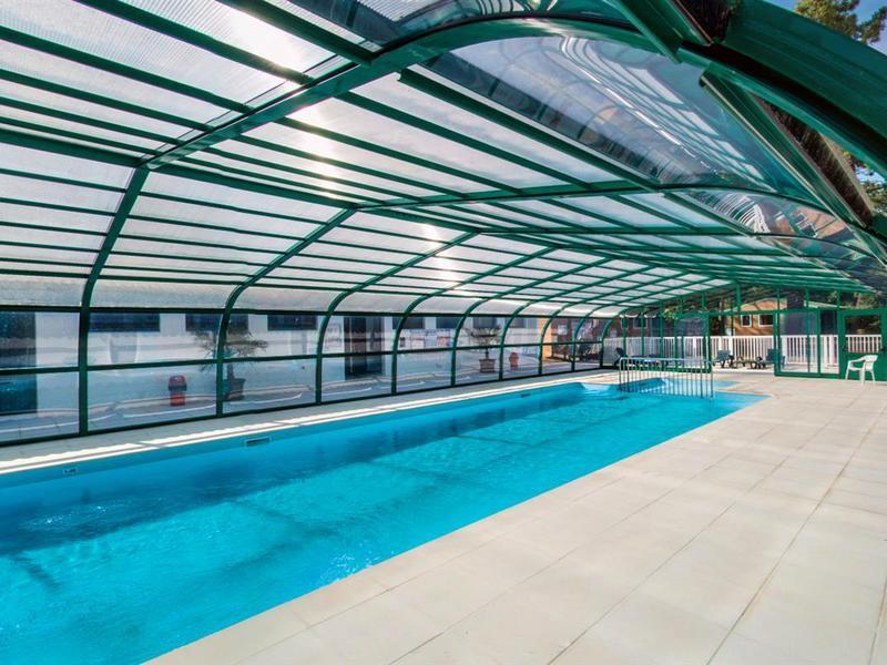 Camping le chenal location de mobil home au meilleur prix - Bassin aquatique contemporain calais ...