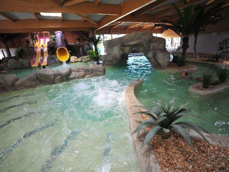 Camping l 39 oc an location de mobil home au meilleur prix for Camping le croisic avec piscine couverte