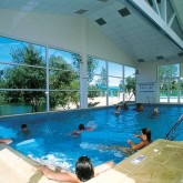 Location camping l 39 etang de besse louer un camping pas cher - Camping super besse avec piscine ...