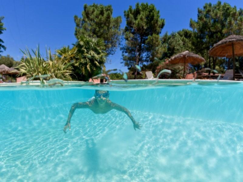 Camping di mare location mobil home corse du sud for Camping corse du sud avec piscine