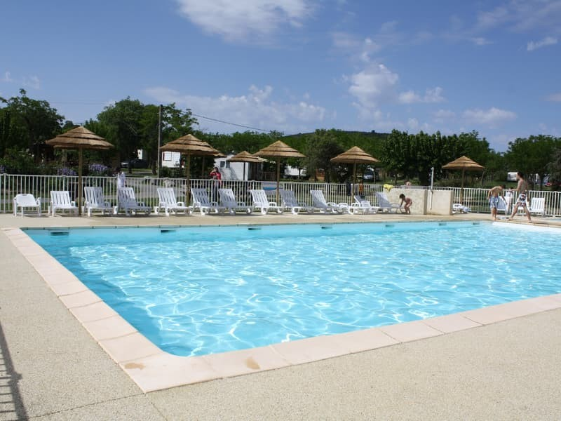 Camping beaume giraud location mobil home ard che for Camping ardeche avec piscine pas cher