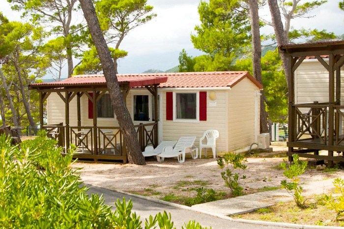 Location Mobil Home Vacances Camping