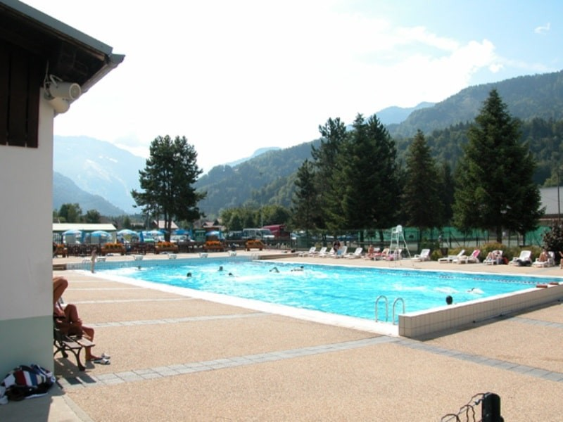 Camping chevrot loisirs en rh ne alpes i camping pas cher en haute savoie - Camping avec piscine haute savoie ...