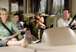 Camping-car, film de 2006 avec Robin Williams