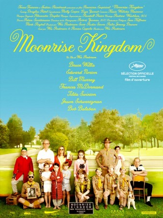 Moonrise Kingdom, films sur le camping