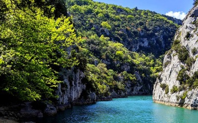 location camping Gorges du Verdon, Var