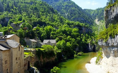 Location camping Gorges du Tarn, Occitanie